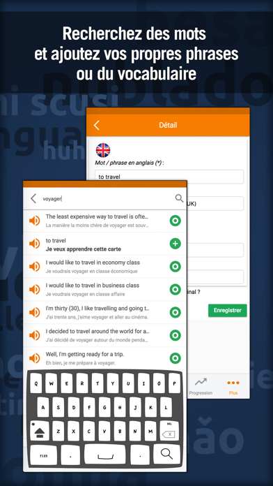 MosaLingua: Learn Languages Screenshots