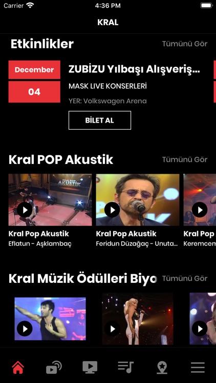 KRAL screenshot-1