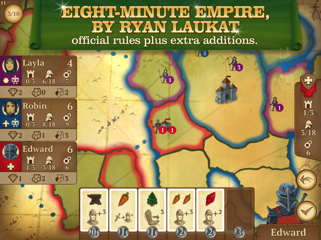 ‎Eight-Minute Empire Screenshot