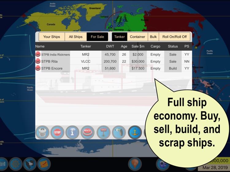 Shipping Tycoon: Profit Baron