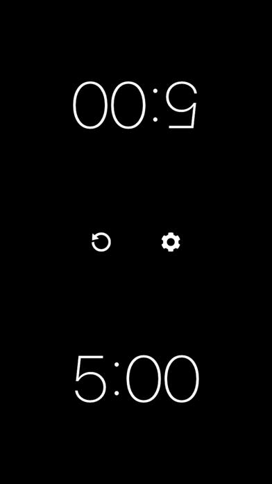 Go-timer screenshot 1