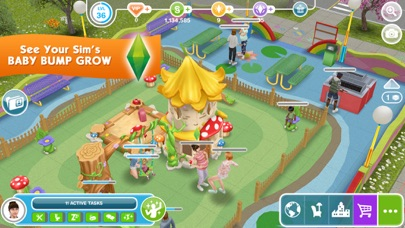 The Sims Freeplay App Reviews - User Reviews of The Sims
