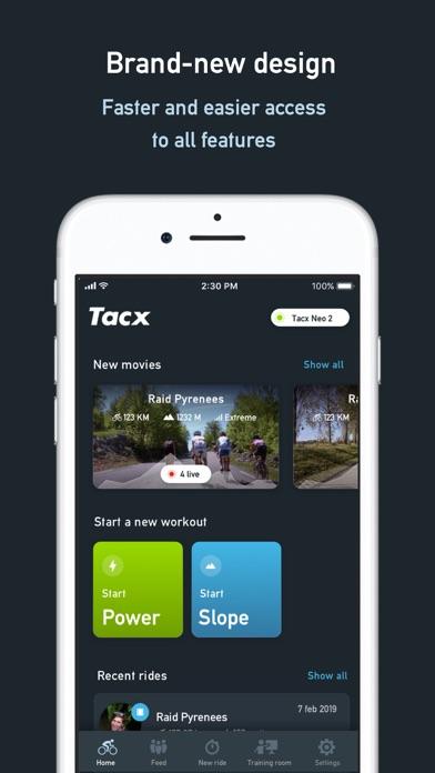 Tacx Trainingのおすすめ画像5