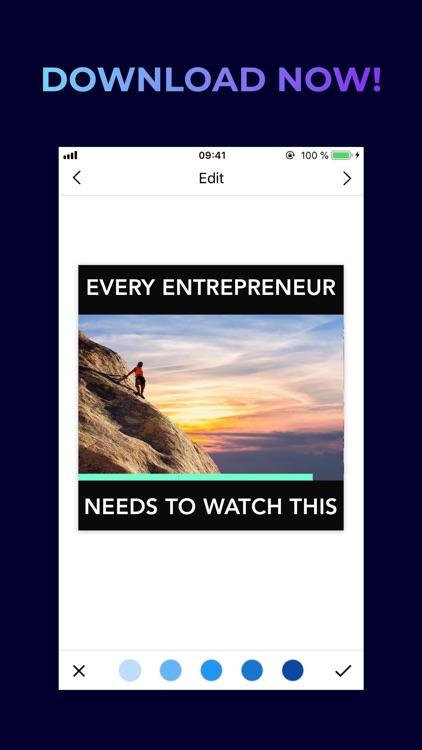 Video Meme Maker Add Subtitles screenshot-7