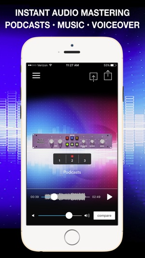 AudioMaster: Audio Mastering on the App Store