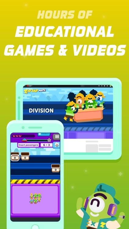 3rd Grade Math: Fun Kids Games screenshot-4