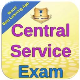 Central Service Exam Review