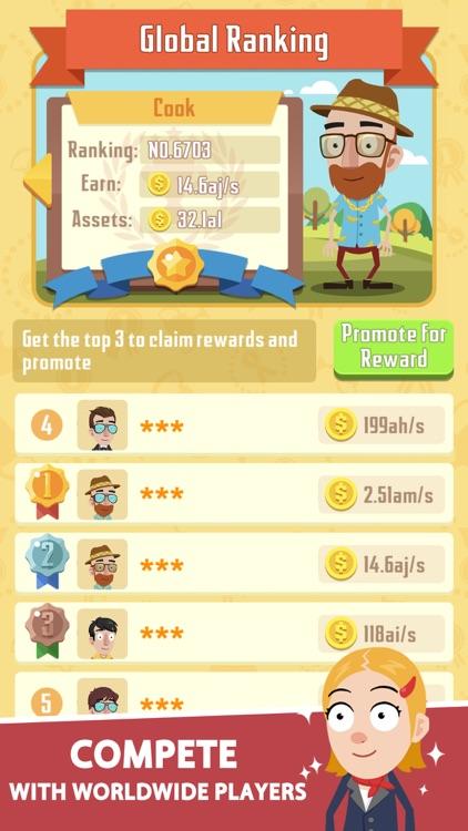 Idle Cook: CookingGames screenshot-5