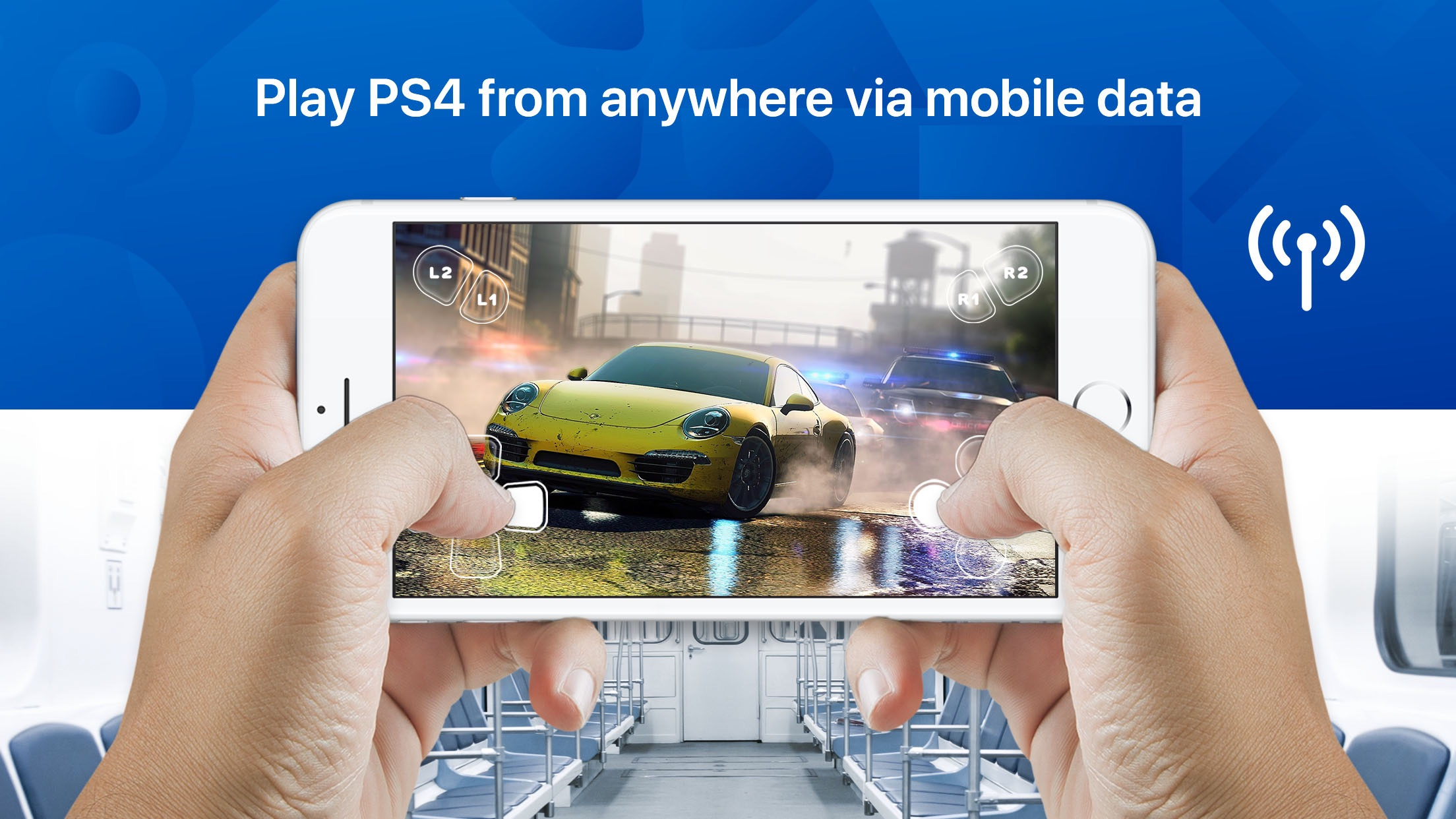 R-Play - Remote Play for PS4 Screenshot