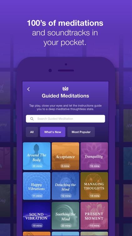 Sattva Meditations & Mantras screenshot-0