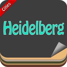 Heidelberg Offline Map Guide