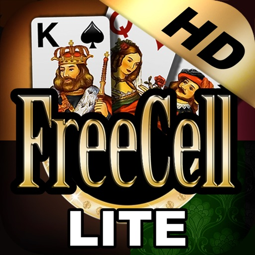 ◉ Eric's FreeCell Sol HD Lite