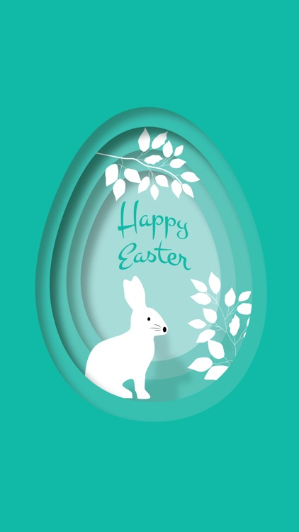 Cute Easter Day Stickers
