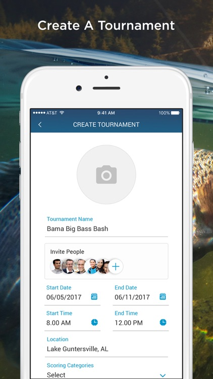iCatch - Social Fishing App