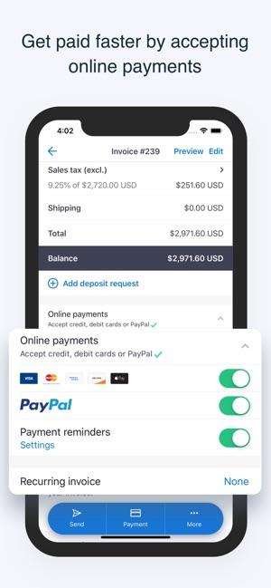 Invoice2go Invoice & Estimate on the App Store