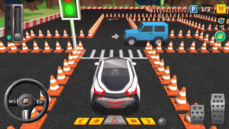 Car Parking : City Car Driving screenshot-3