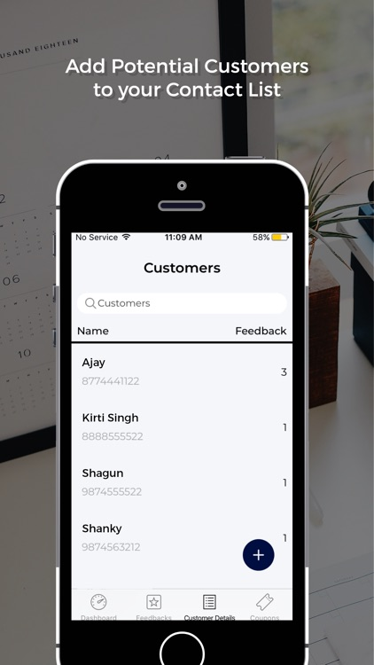 Customer Survey App screenshot-6