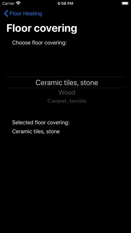Floor Heating screenshot-4