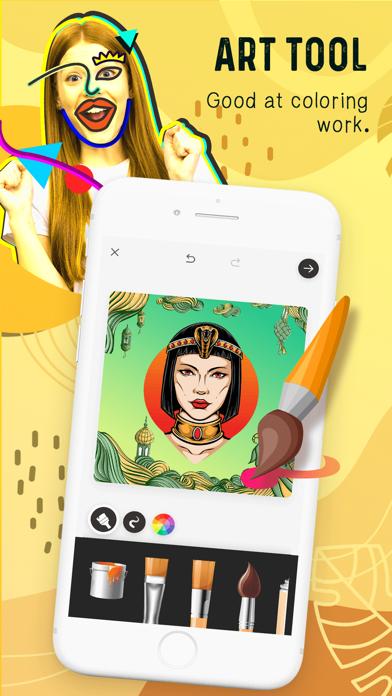 AvatarArt Color & Draw Profile screenshot 2