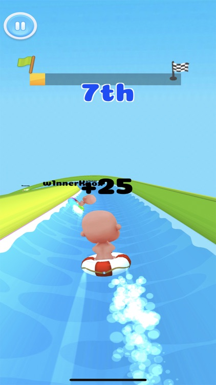 Water Slide AquaPark