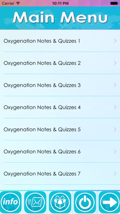 Oxygenation Exam Review : Q&A