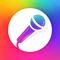 App Icon for Karaoke – syng uden grænser App in Denmark App Store