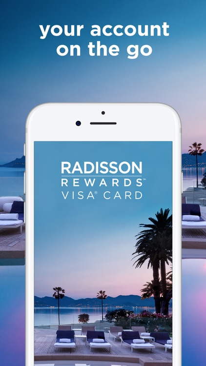 Radisson Rewards Visa