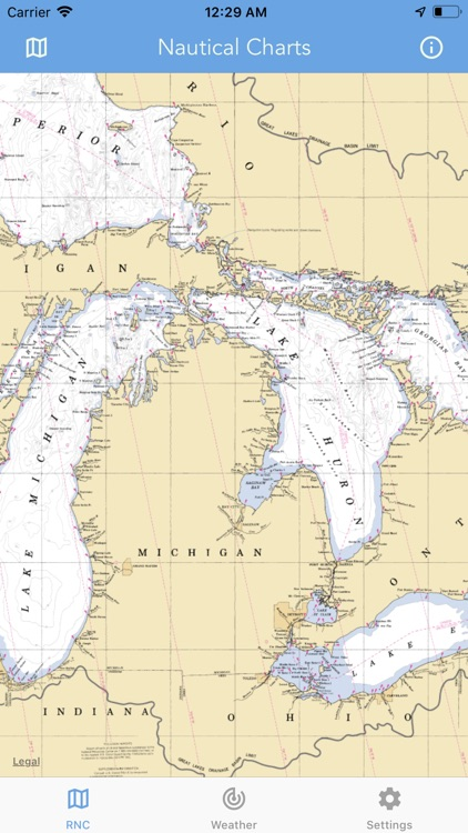 Nautical Charts & Maps screenshot-6