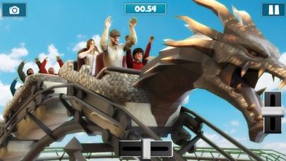 Roller Coaster Train Sim 2019 Screenshot on iOS