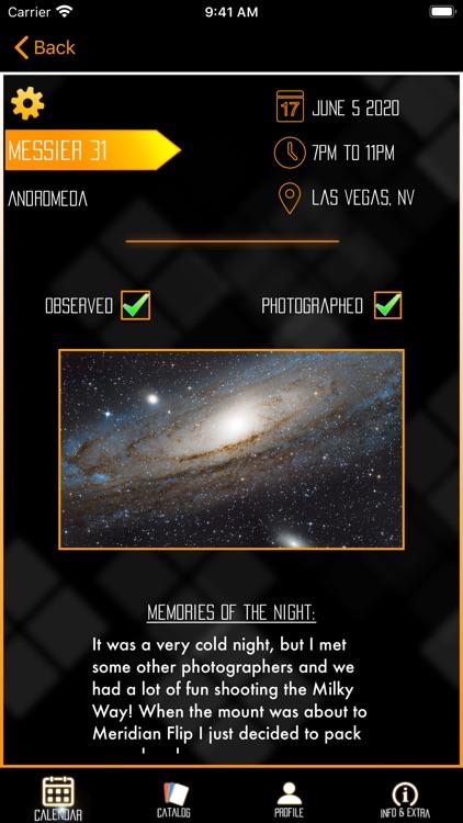 My Astro Journal screenshot-5