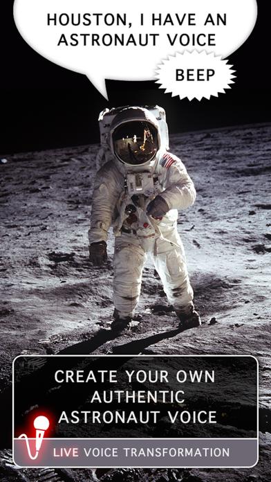 Astronaut Voiceのおすすめ画像1