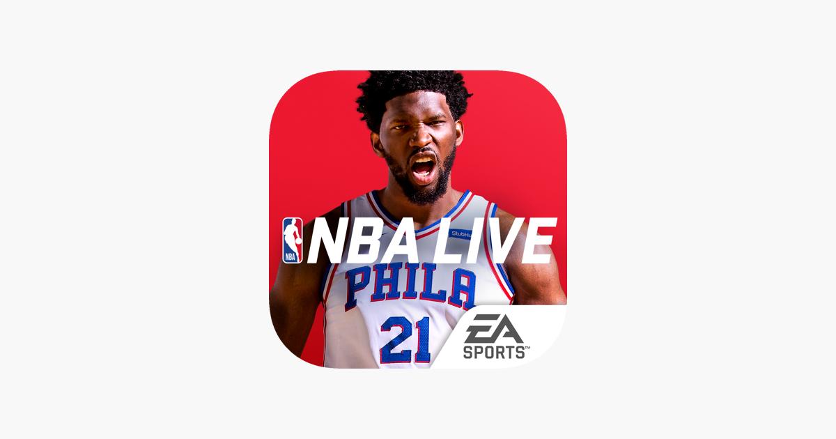 NBA LIVE Mobile Basketball on the App Store