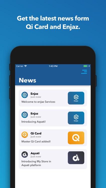 Enjaz Mobile Services