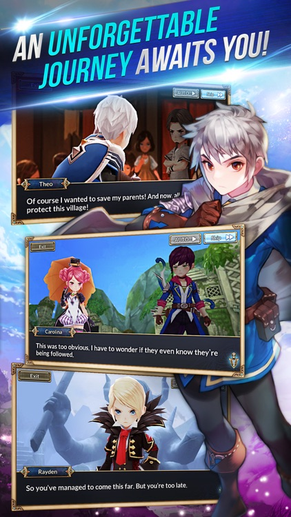 Knights Chronicle screenshot-0