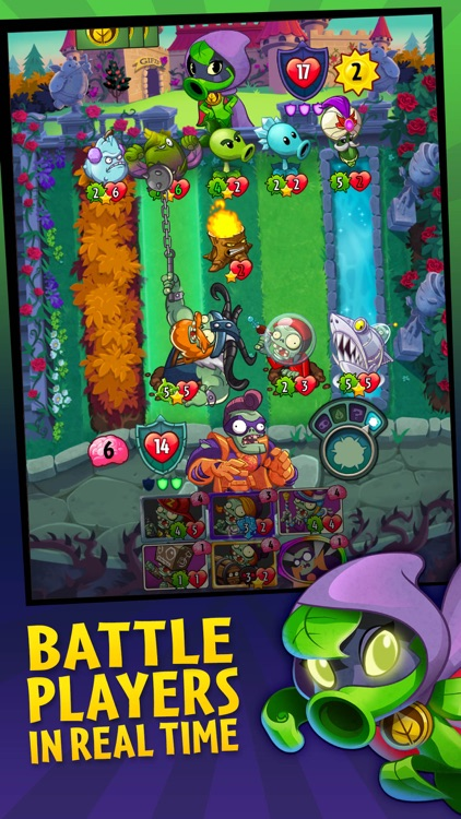 Plants vs. Zombies™ Heroes screenshot-0