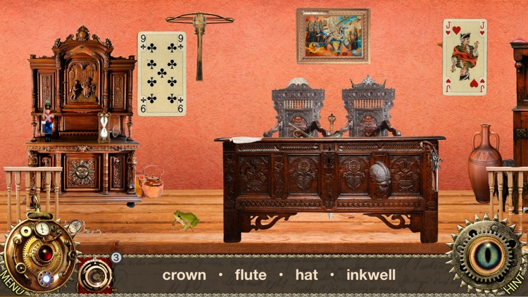 Hidden Object Games with Alice screenshot-4