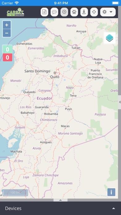CARSAT GPS SatelitalCaptura de pantalla de2