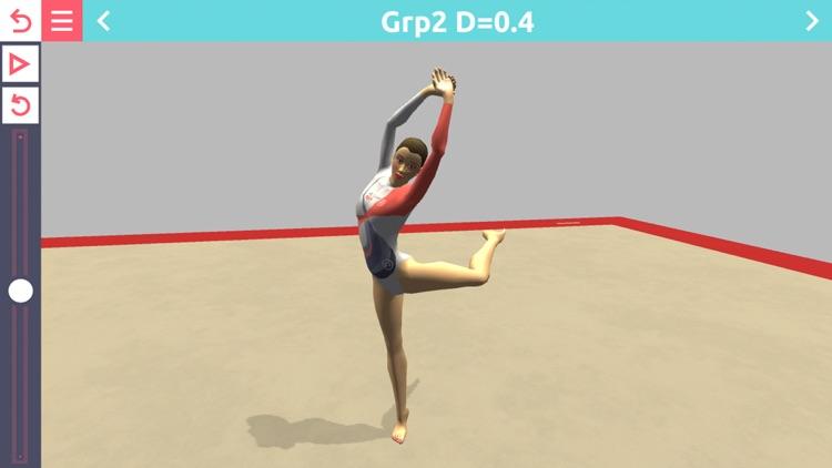 3D Gym Women - FB Curves screenshot-5