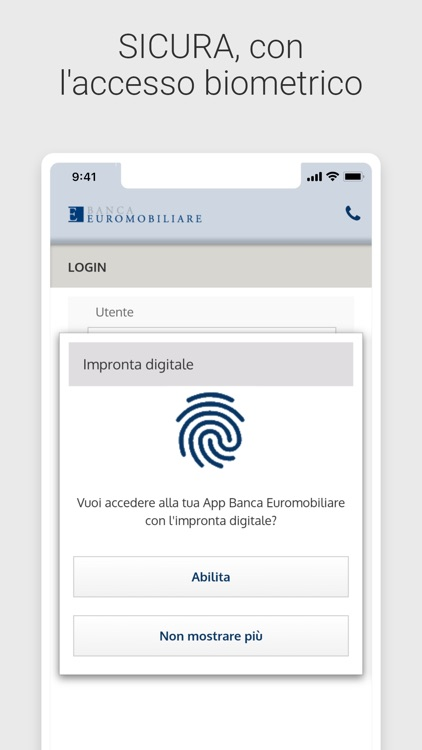 Banca Euromobiliare Mobile screenshot-1