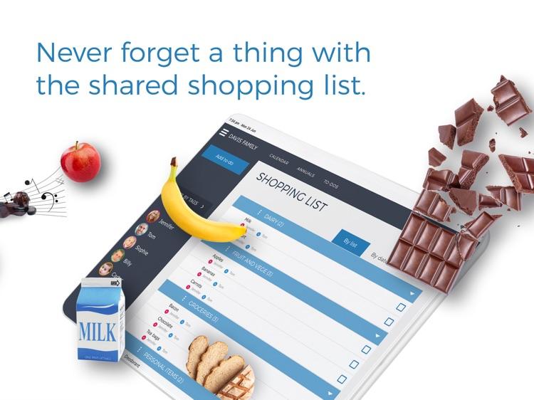 Life Sorted for iPad screenshot-3