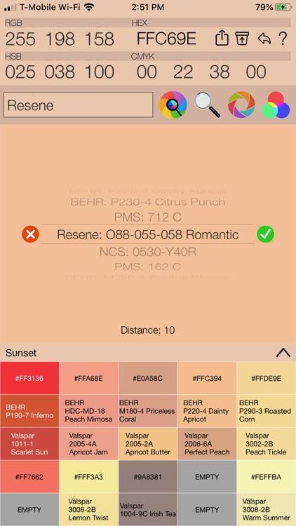 Color Query Pro screenshot-4