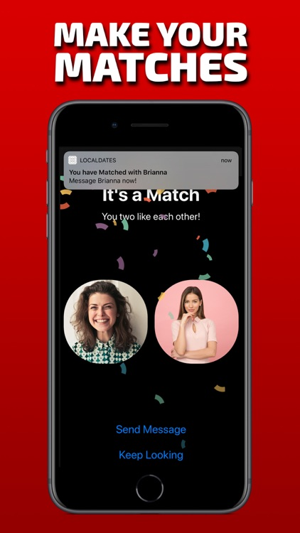 Local Dates - Dating & Chat