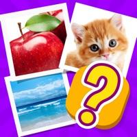 Codes for Photo Quiz: 4 pics, 1 thing in common - what's the word? Hack