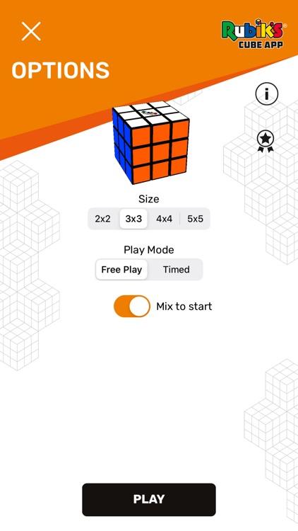 Rubik's Official Cube screenshot-6