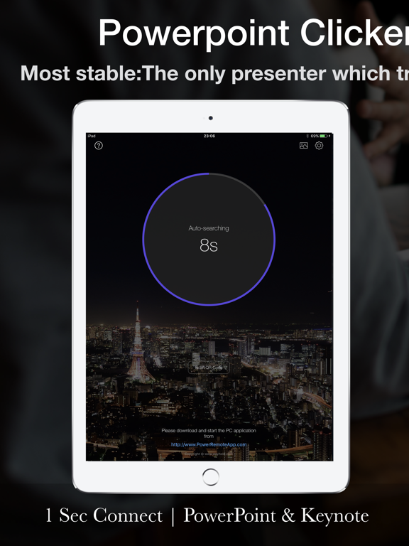Power Remote Pro: PPT Clicker Screenshots