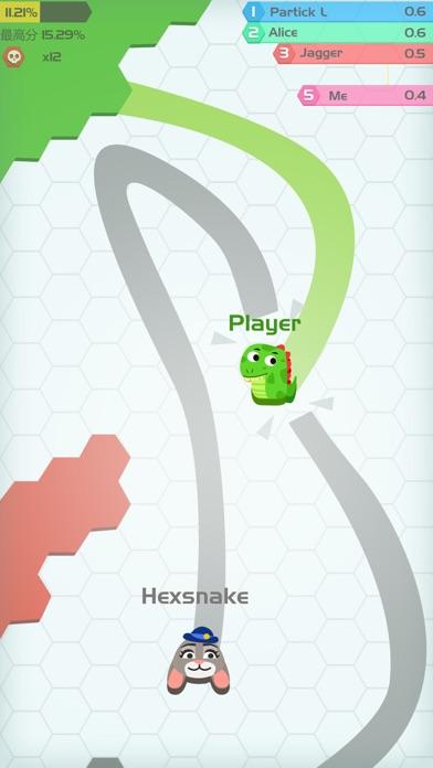 Hexsnake.io-最新のマルチプレイヤーPKゲームのおすすめ画像2