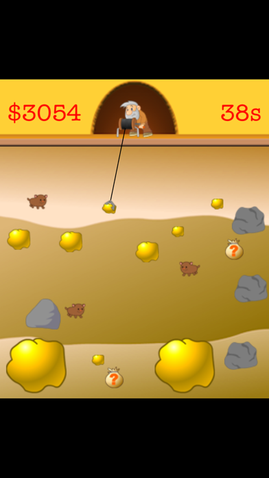 Gold Miner (Game For Watch) screenshot 4