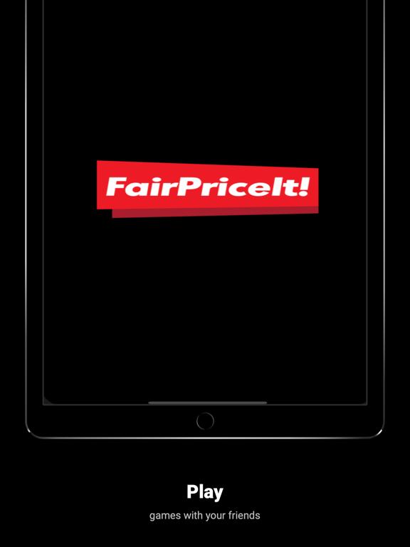 FairPriceIt! screenshot 4