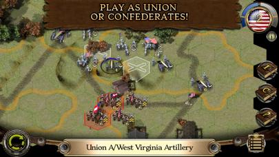 Civil War: 1862 screenshot two