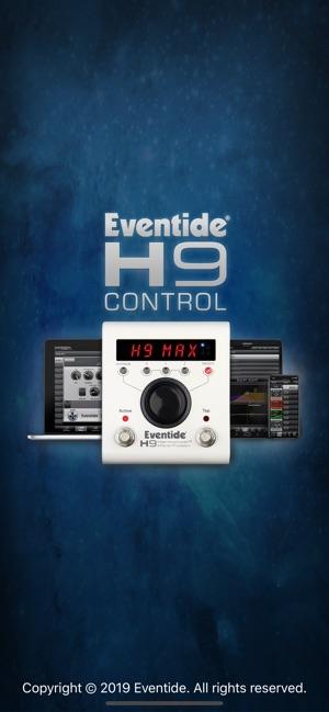 H9 Control Screenshot